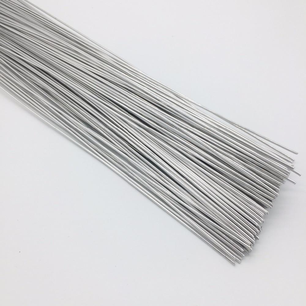 20pcs 100pcs 2mm*50cm flux cored aluminum welding wire No need ...