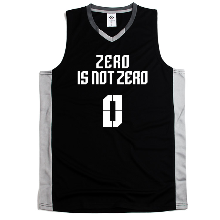 BONJEAN 0 Russell Westbrook Printing Basketball Jersey Top Quality Uniforms Sports Sets White Breathable Training Shirts Shorts