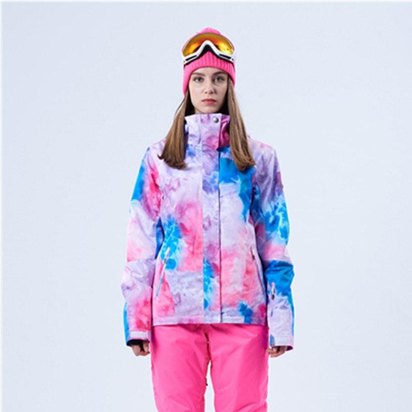 Veste ski femme 2018