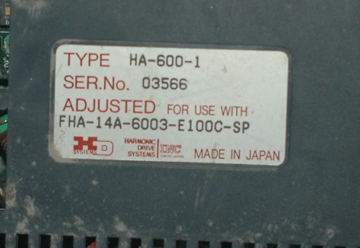 Used drive HA-600-1 servo drive warranty for three months туфли tulipano tulipano tu005awawck3