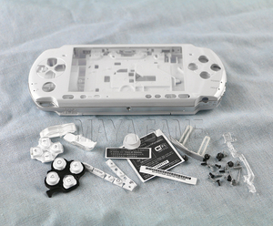 Image 3 - وحدة تحكم عالية الجودة للاستبدال غطاء كامل الإسكان مع مجموعة أزرار لـ PSP3000 PSP 3000