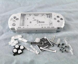 Image 3 - Cao QulaityGame Tay Cầm Thay Thế Full Nhà Ở Vỏ Cover Có Nút Bấm Bộ PSP3000 PSP 3000