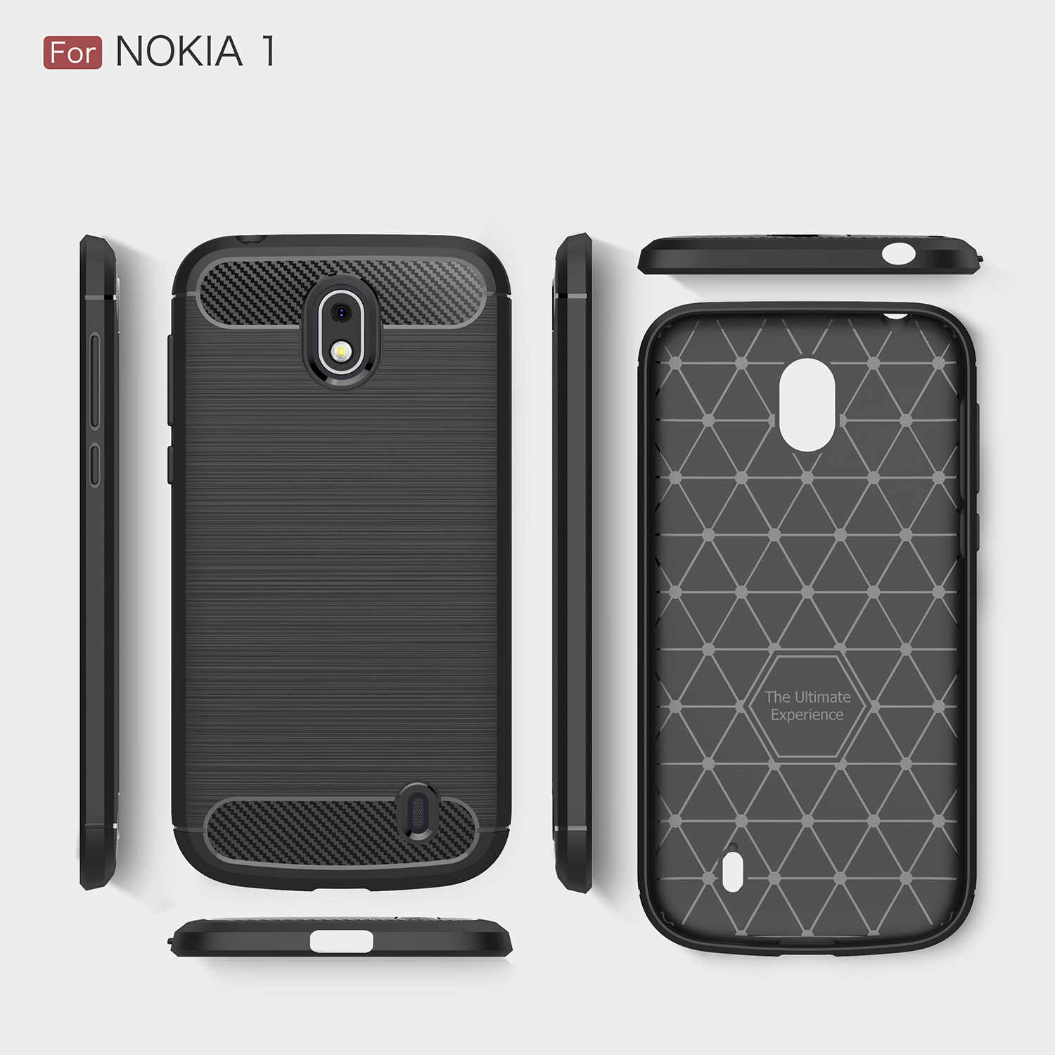 separation shoes f6265 7c601 Detail Feedback Questions about Case for Nokia 1 TPU Silicone Case ...