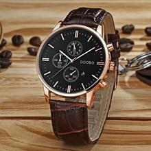 Quartz mens watches Watch Men top brand luxury Casual Military Sports Wristwatch Leather Strap Male Clock men relogio masculino