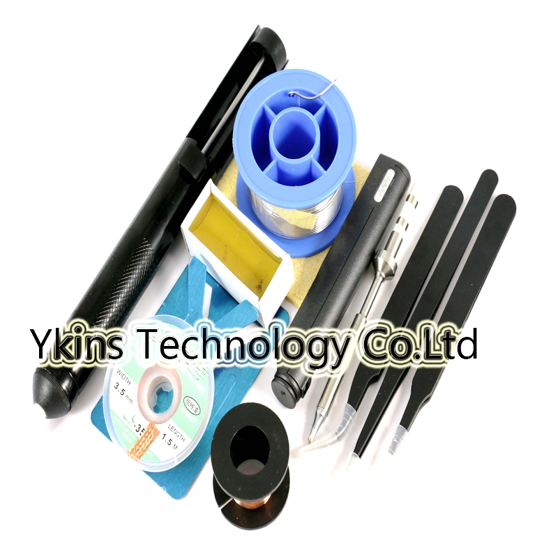 Free Shipping Mini Portable 65W Programmable TS100 Digital LCD Soldering Iron + TS-I TS-BC2 Soldering Tips + Accessories new original replacement solder tip for ts100 digital lcd soldering iron ts c1 ils bc2 d24 c4 ku i k b2 ts i ts bc2 ts k ts ils