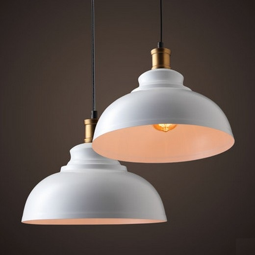 Edison Loft Decor Industrial Vintage LED Pendant Light For Living Dining Room Hanging Lamp Indoor Lighting Iron Droplight