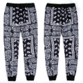 Harajuku new fashion 2015 men/women's hip hop jogger pants graphic print KTZ bandana stylish track sweatpants hiphop streetwear