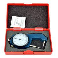 Dental Grubość precyzyjne Manometry 0 do 10*0.1mm Dental Zacisk Z Watch Metal Przenośny mini pomiar grubości narzędzia tester