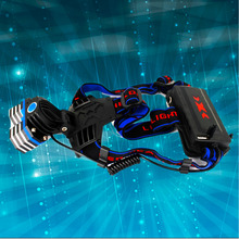 New  4000LM 4 Modes Bright Light LED Headlamp Flashlight For Cycling Hiking Camping