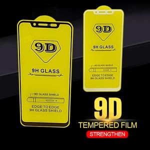 Image 5 - 9D זכוכית עבור huawei נובה 3 3i מגן זכוכית עבור huawei y9 2019 y5 לייט y6 y7 ראש 2018 JKM LX1 P חכם Z מסך כיסוי סרט