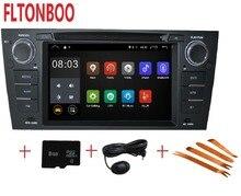 Android 8,1 для bmw E90, E91, E92, E93, 3 серии автомобильный dvd, навигация gps, Wi-Fi, радио, bluetooth, рулевое колесо Canbus, Бесплатная 8g карта mic