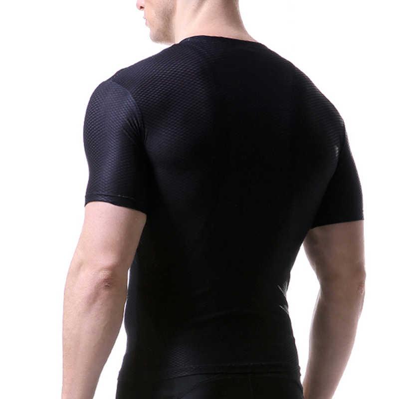 PHMAX 2019 Pro ciclismo Base capas fresco malla bicicleta camisa mantener seco superluz hombre ciclismo Jerseys ropa ciclismo ropa bicicleta