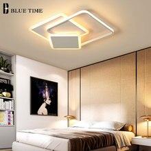 Luminaires Modern Led Ceiling Light For Home Living room Bedroom Dining room Coffee&White Chandeleir Ceiling Lamp Light Fixtures