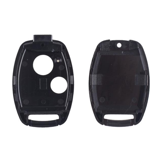 Dandkey 2/3/2+1/3+1 Buttons Fob Remote Key Case Shell For HONDA Accord Civic CRV Pilot 2007 2008 2009 2010 2011 2012 2013