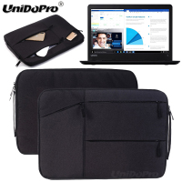 Unidopro Multifunctional Laptop Handbag Sleeve Briefcase For Lenovo Thinkpad E570 15 6 Notebook Mallette Carrying Bag