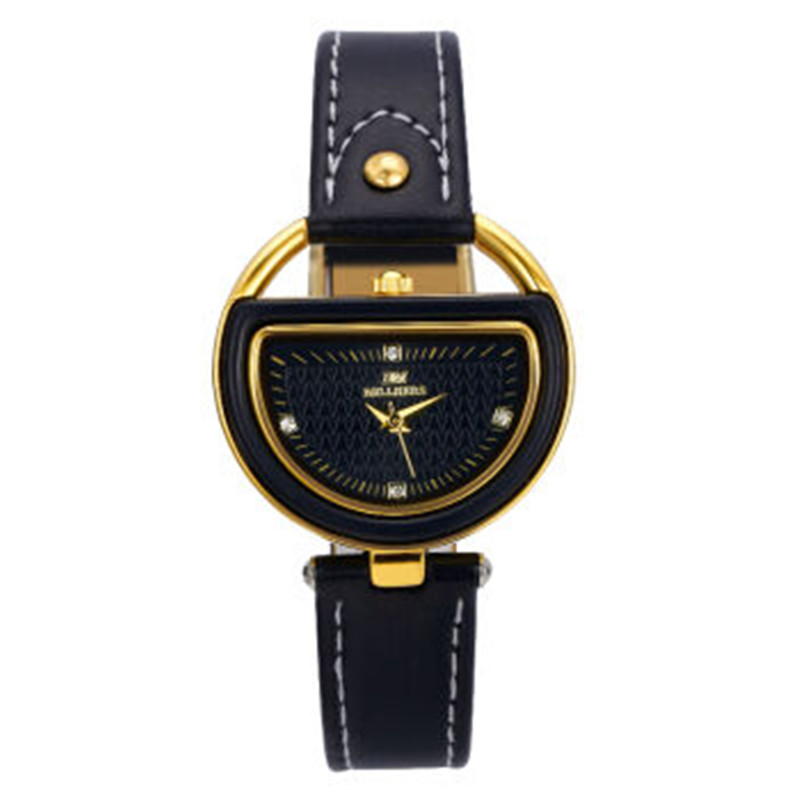 Watch Women BELLMERS Brand Luxury Fashion Casual Quartz Unique Stylish Hollow Skeleton Watches Leather Sport Lady Wristwatches