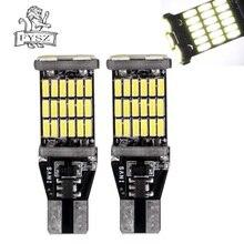 FYSZ automotive LED decoder rear light t15-4014-45smd 20W 6000k-6500k turn signal brake light highlighted taillight