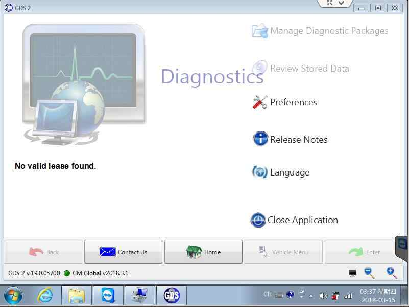 2019 04 last MDI SOFTWARE FOR G-M MDI GDS 2 AND TECH2 Download and install  online and activate by team viewer