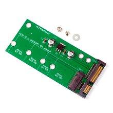 "F06483 NGFF (M2) SSD 2.5 ""SATA адаптер M.2 NGFF SSD на SATA3 конвертировать карты"