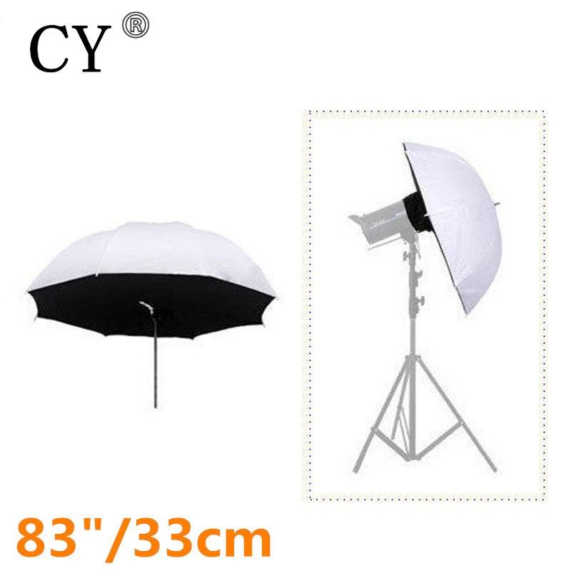 Haute Qualité 33 84 cm Photo Studio Direct Parapluie Softbox Pour Flash Speedlight Vente Chaude
