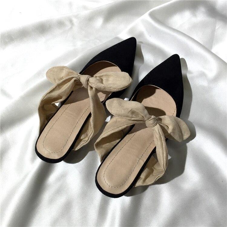 Donne Di Estate Picture Baotou Con Produttrici Pantofola Del Aziende Presentazioni As Nodo Vibrazione Sandali Giochi Scarpe Dolce Punta A Cuoio Dell'arco Delle 1dqHxTy6w