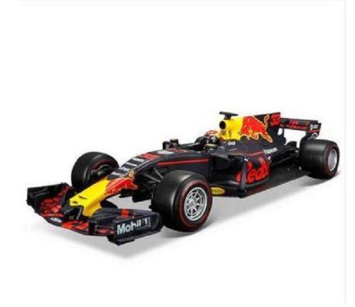BBURAGO 1:18 2017 INFINITI RB13 FORMULA 1 F1 Max Verstappen Model Racing CAR #33 NEW IN BOX bburago 1 43 f1 2018 sf71h formula one racing car diecast model car