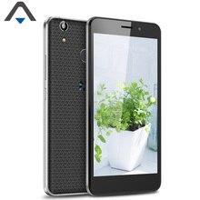 Оригинал THL T9 плюс сотовый телефон Android 6.0 MTK6737 Octa core 2 г Оперативная память 16 г Встроенная память 3000 мАч 5.5 дюймов 720 P HD 4 г отпечатков пальцев Смартфон