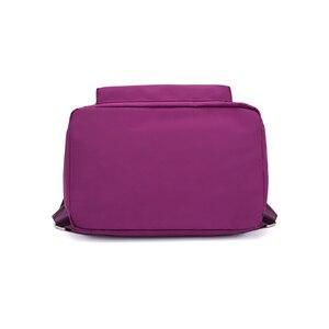 Image 4 - ファッションの若者プレッピースタイルの女性大学プレッピー学校学生のためのバッグガールズレディース毎日旅行大容量のバックパック