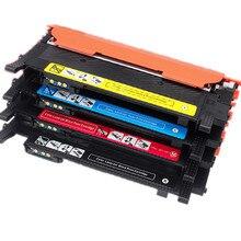 Совместимость CLT-406S K406s цветной тонер-картридж для samsung Xpress C410w C460fw C460w CLP 365w CLP-360 CLX 3305 3305fw clt-k406s