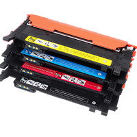 Compatible CLT-406S K406s color toner cartridge for Samsung Xpress C410w C460fw C460w CLP 365w CLP-360 CLX 3305 3305fw clt-k406s