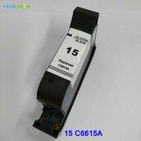 Einkshop compatible Black Ink cartridges  for HP 15 for HP Deskjet 845c 920c 3820 810c 812c 840c 948 3810 3920 825C 940C Printer
