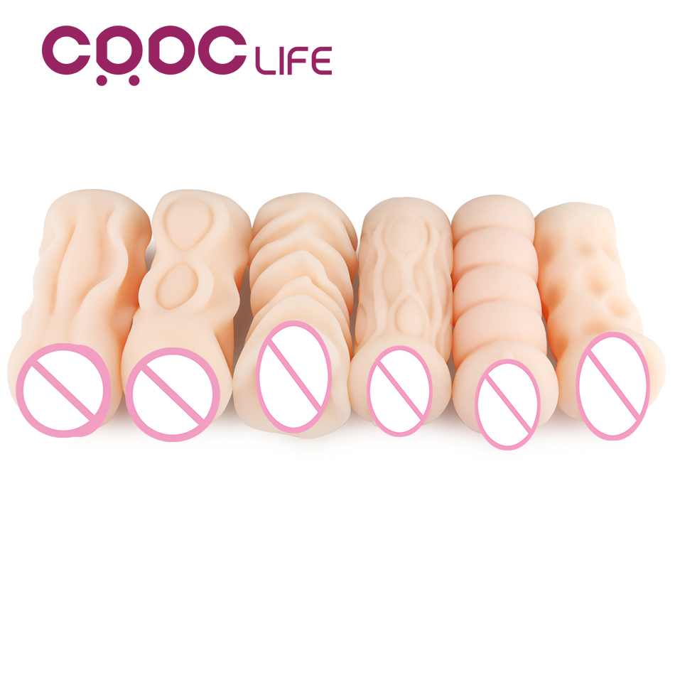 CRDC Hot Silicone Pocket Pussy Toys Aircraft Cup Male Masturbator Adult Sex Toys for Men Fake Pussy Real Silicaartificial Vagina electric hands free male masturbator cup strong sucker silicone pocket pussy artificial vagina real pussy adult sex toys for men