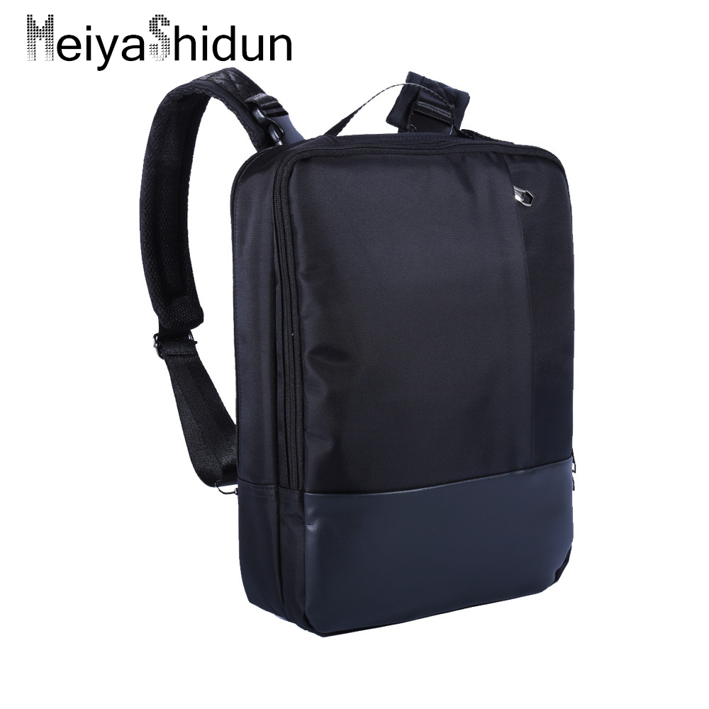 9f97dac8616 Nylon Waterproof Laptop Backpack Men s Business Travel Duffle bag Quality  Multi-purpose bagPack Male Backpacks Mochila Escolar