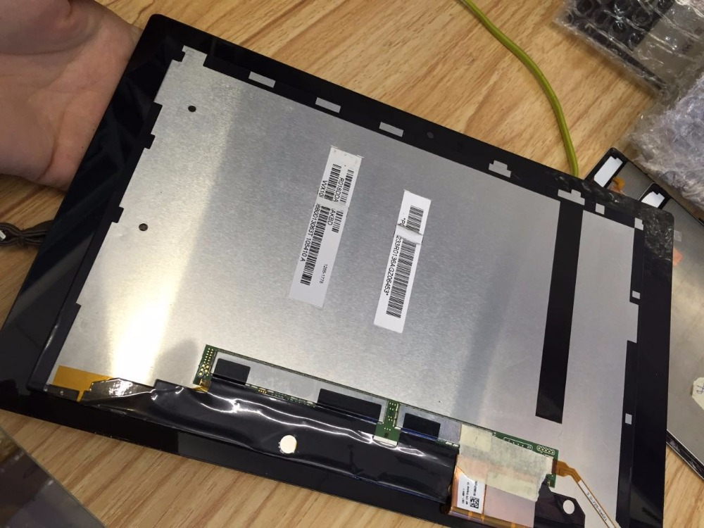 Original disassemble For <font><b>Sony</b></font> Tablet Z1 <font><b>SGP311</b></font> SGP312 SGP321 SGP341 assembly LCD Touch screen image