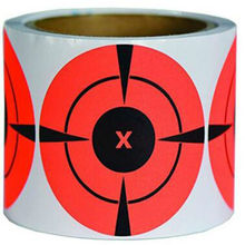 Wootile Target Stickers Rated Self Adhesive Targets for Shooting We Offer the Highest Quality Paper