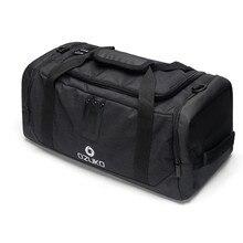 Купить с кэшбэком OZUKO Travel Bags Men Waterproof Backpack Large Capacity Luggage Bag Duffel Bag Oxford Male Leisure Handbag Fashion Shoulder