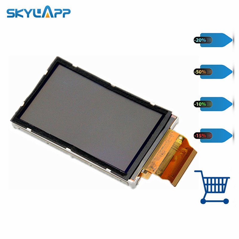 skylarpu 3 inch for garmin oregon 300 450T 450 400T 550 550T 200 (without touch) LCD screen display panel skylarpu 3 inch lcd panel for garmin oregon 450 450t handheld gps lcd display touch screen digitizer