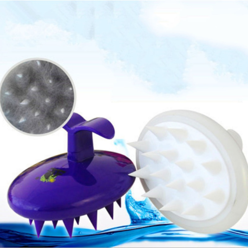 Hot Sale Pet Cat Dog Soft Silicone Pins Deshedding Brush Puppy Cat Wash Bath Clean Brush Dog Massage Comb Shower Brush