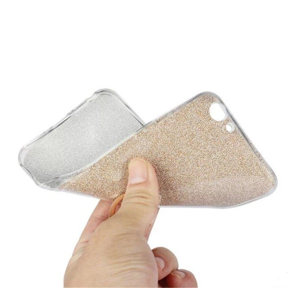 Ultrafino Soft TPU Gel Original Kickstand Finger Ring Cubierta del - Accesorios y repuestos para celulares - foto 5