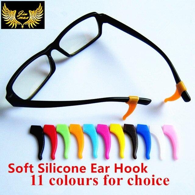 3cd5e1c0eee wholesale quality silicone anti slip glasses ear hook eyeglasses holder  spectacle temple tip anit-slip ear holder for glasses