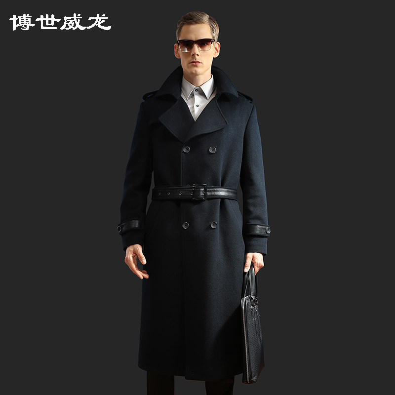 100 Wool Pea Coat Promotion-Shop for Promotional 100 Wool Pea Coat ...
