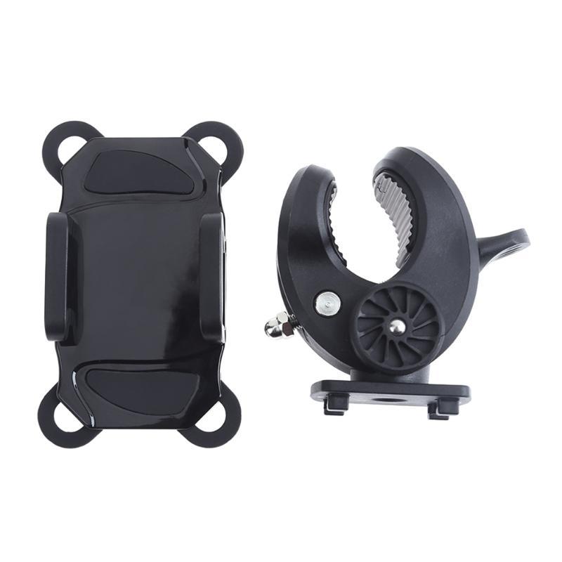 Универсальный MTB дорожный Велосипедный Спорт верх Рамки крепление Ротари смартфон держатель кронштейн Магнитная мотоцикл GPS держатель 6 ви…