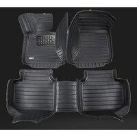 Бесплатная доставка волокна кожи автомобиль коврик для nissan x trail Классический t30 2000 2008 2006 2007 2005 2004 2003 2002 1st поколения