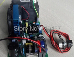 FREE SHIPPING 350W ozone high frequency high voltage adjustable power supply Ozone generator power