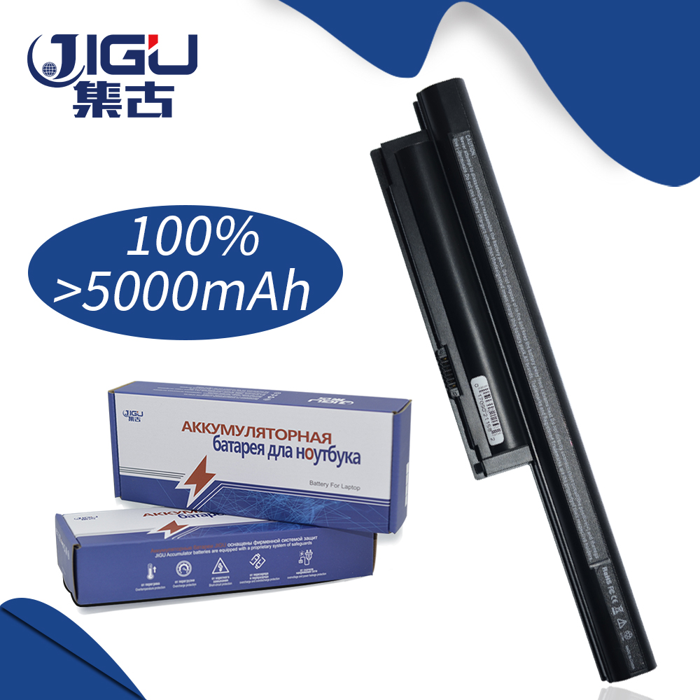 JIGU 5200MAH 6Cells Laptop Battery For Sony VAIO BPS26 BPS26A VGP-BPS26 VGP-BPL26 VGP-BPS26A quality new laptop battery for sony v c ca cb series vgp bpl26 vgp bps26 vgp bps26a bps26 bpl26 4400mah