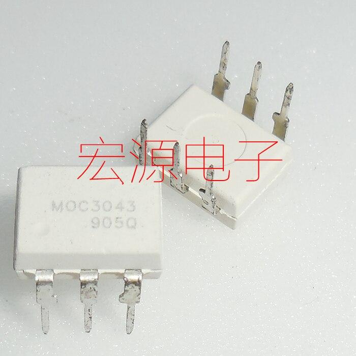 100pcs/lot MOC3043 DIP6 DIP new and original IC