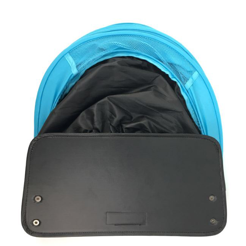Personal foldable sun shelter 5