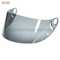 Light Smoke Motorcycle Full Face Helmet Visor Lens Case For SHARK RS2 RSR 2 Carbon RSR