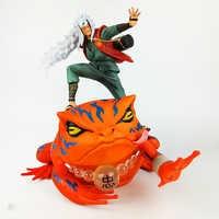 Anime Naruto Shippuden Gama Sennin Jiraiya Necromancy Gama-Bunta Action Figure PVC Spielzeug Brinquedos Sammlung 30 cm