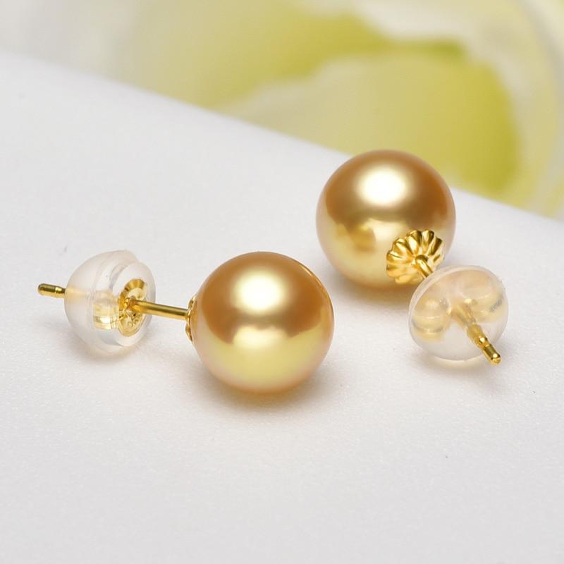 [YS] 18 k χρυσό μαργαριτάρι κοσμήματα 5-8 - Κοσμήματα - Φωτογραφία 3
